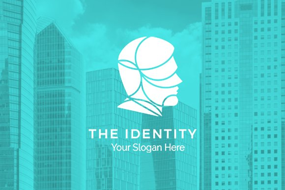 The Identity - Human Logo