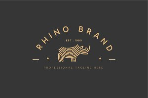 Rhino Technology Logo