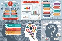 6 Infographic Concept