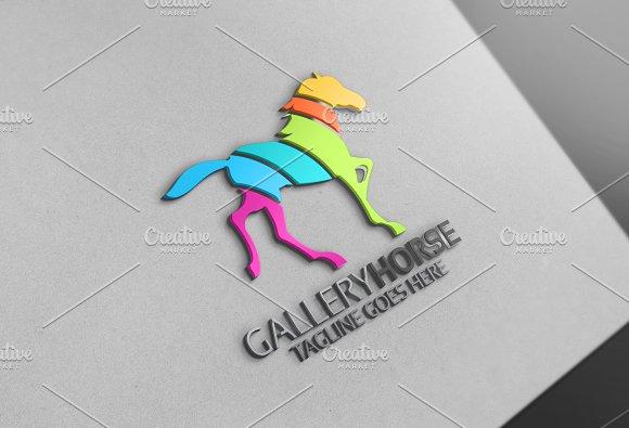 Horse Logo in Logo Templates