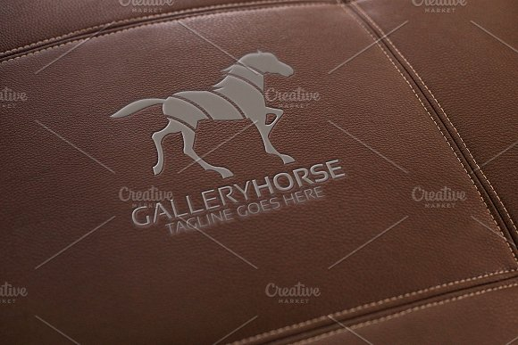 Horse Logo in Logo Templates - product preview 2