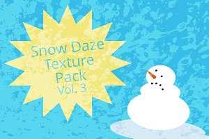 Snow Daze Vol. 3 Texture Pack