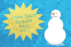 Snow Daze Vol. 2 Texture Pack
