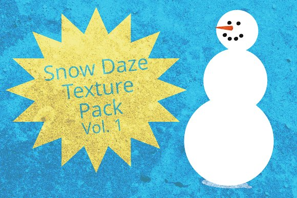 Snow Daze Vol. 1 Texture Pack