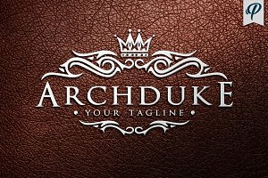 Archduke - Luxury Logo Template