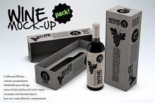 Wine Mock Ups