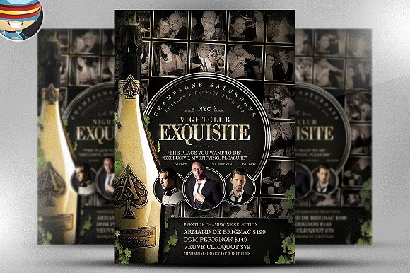 Exquisite Flyer Template