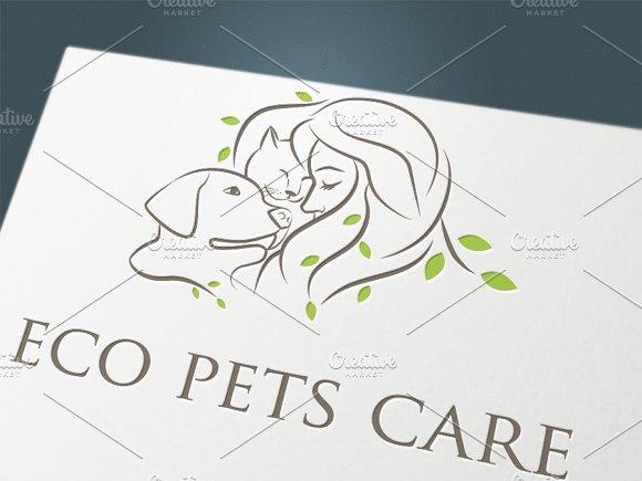7dc8e21dfd618 Logo for Veterinary Clinic ~ ~ Creative Daddy