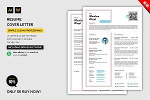 Resume / Cover Letter