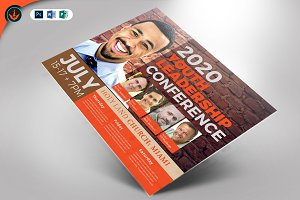 Youth Leadership Conference Flyer