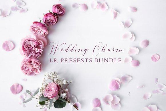500 Wedding Charm LR Presets Bundle