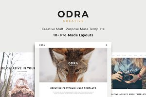 ODRA - Multi-Purpose Muse Template