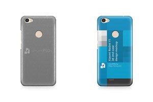 Xiaomi Redmi Y1 3d IMD Case Design