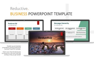 Reductive | Business PowerPoint