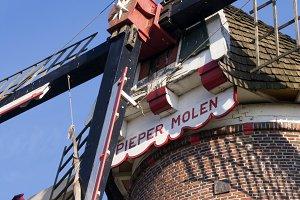 The Van Pieper windmill