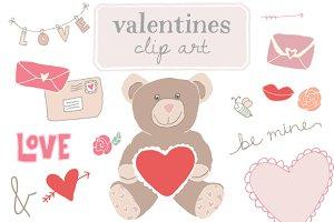 Valentines Clip Art - Love Clip Art