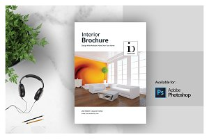 PSD - Interior Brochures / Catalogs