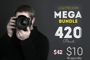 420 Lightroom Presets