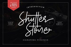 Shutter Stone - Signature Script