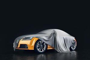 car model.