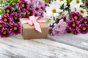 Caring Gift box for Mothers Day