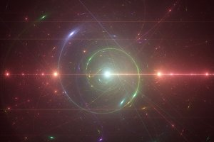 Fractal NI06 : Galactic Map
