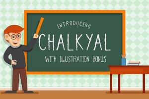 Chalkyal