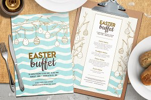 Easter Menu Vol.2