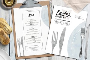 Easter Menus Vol.4