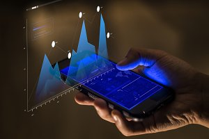 Smartphone finance and business