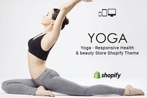 Yoga - Reponsive Shopify Theme