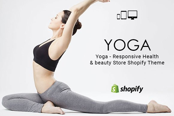 Yoga Reponsive Shopify Theme