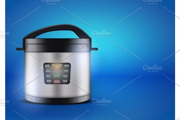 Electric Pressure Cooker