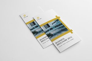 Trifold Business Brochure-V792