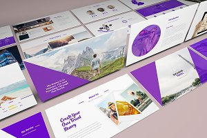 Travel Agency Powerpoint Template