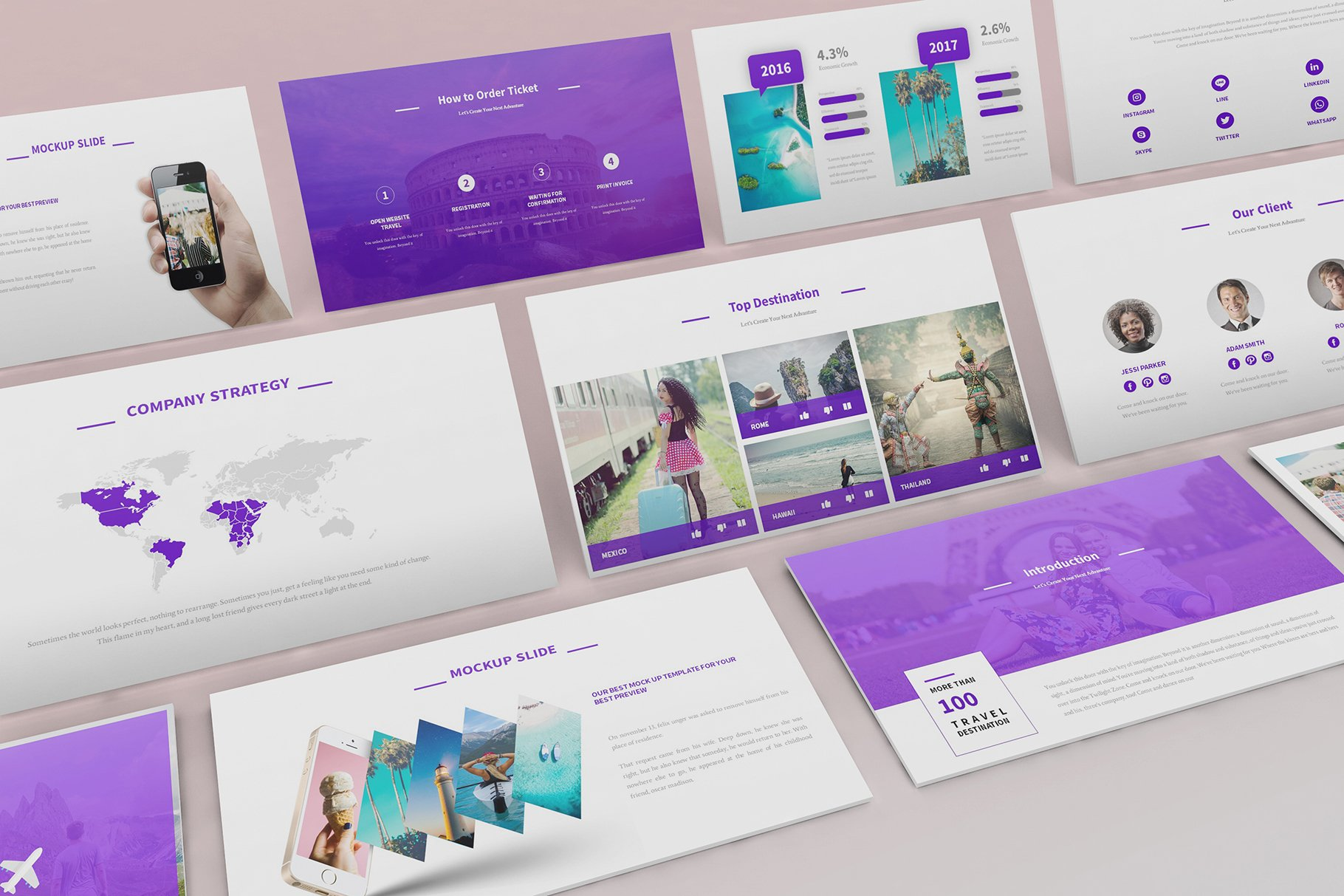 Travel agency powerpoint template 2288707 nulled travel agency powerpoint template presentations 3 toneelgroepblik Choice Image