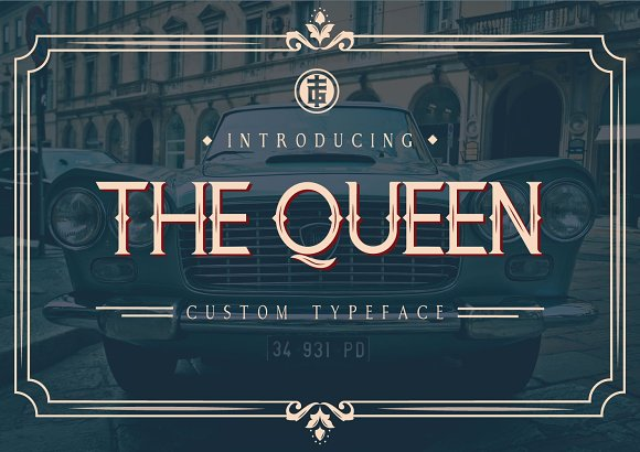 Introducing The Queen