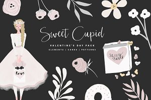 Sweet Cupid Valentine's Day Pack