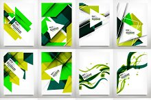 Abstract templates set