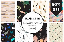 Shapes for Days Vol I & II Patterns
