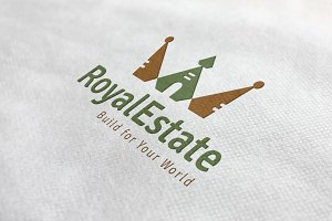 Royal Estate Logo