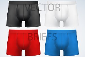 Male underpants Boxer briefs.