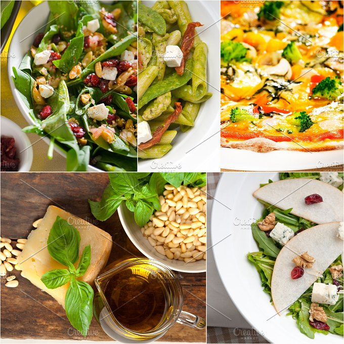 an Italian food collection collage 6.jpg - Food & Drink