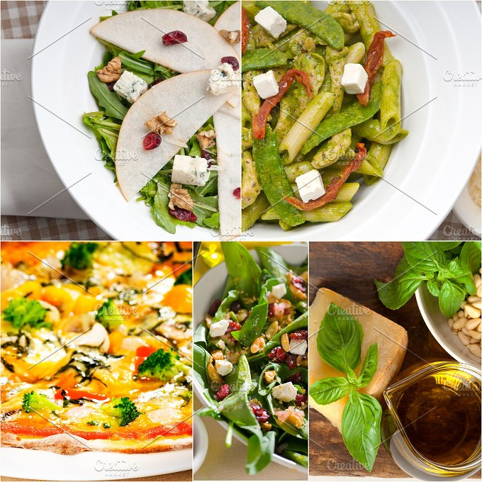an Italian food collection collage 5.jpg - Food & Drink