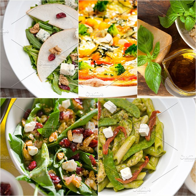 an Italian food collection collage 10.jpg - Food & Drink