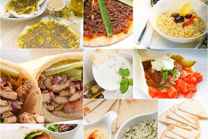 Arab middle eastern food collage 1.jpg