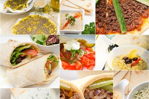 Arab middle eastern food collage 2.jpg