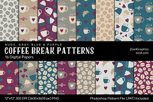 Coffee Break Digital Papers NGBP
