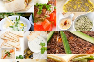 Arab middle eastern food collage 5.jpg