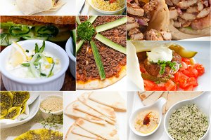 Arab middle eastern food collage 10.jpg